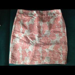 Loft floral skirt, OOP